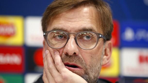 Klopp kritisiert eigene Liverpool-Fans