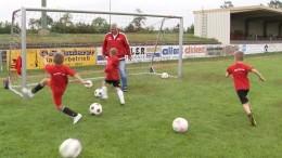 Jugendtrainer reist nach Moskau