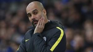 Guardiola verprügelt, besiegt und gedemütigt