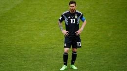 Island lässt Messi verzweifeln