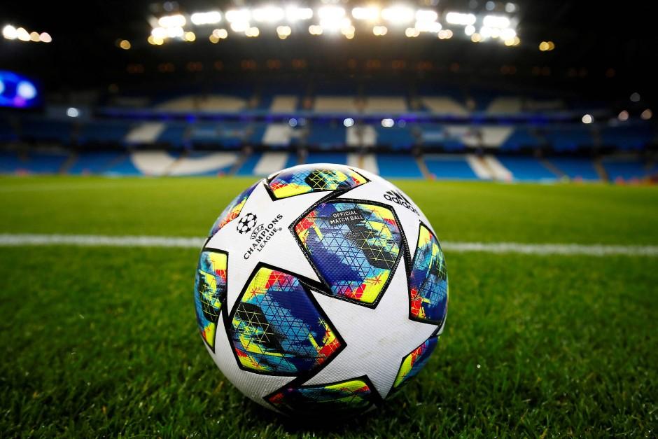 In den kommenden zwei Jahren möglicherweise nicht mehr ein alltägliches Bild: Manchester City und die Champions League