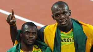Der Gold-Schwund des Usain Bolt
