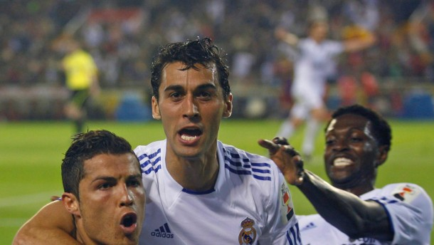 Real Madrid besiegt Barcelona im Pokalfinale