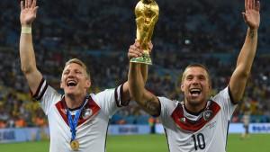 Und wer wird jetzt Weltmeister?