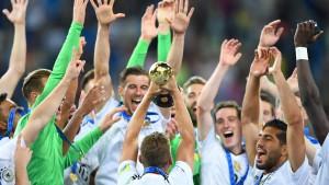 """""""Deutschland ist die beste Fußball-Nation der Welt"""""""