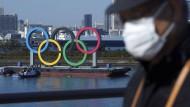 Die Olympischen Spiele stehen im Zeichen der Pandemie.