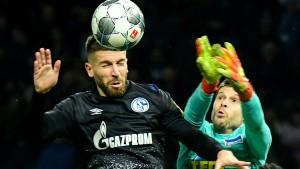Schwere Fußballkost in Berlin