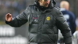Dortmund verpasst Sprung nach vorne