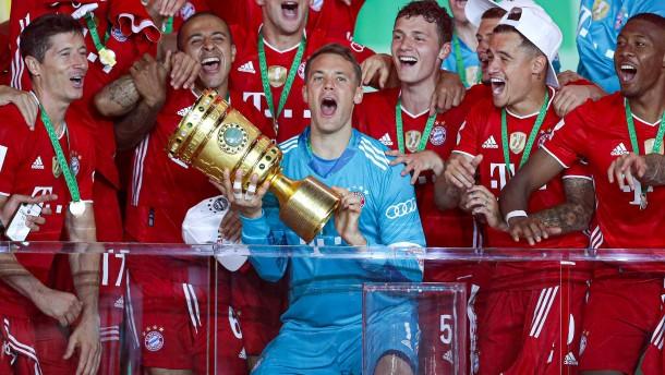 Der FC Bayern ist wieder nicht aufzuhalten