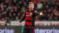 Zurück nach Mönchengladbach: Kramer beendet sein Gastspiel in Leverkusen.