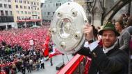 Die Wettbüros rätseln: Wer wird 2016 Deutscher Meister?