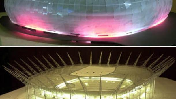 Münchner Stadion-Kombo