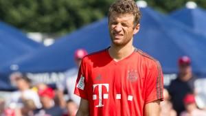 """Thomas Müller findet Özil-Debatte """"heuchlerisch"""""""