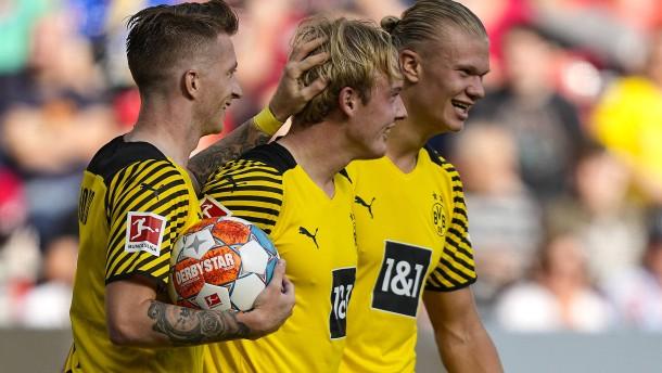 BVB gewinnt Bundesliga-Spektakel