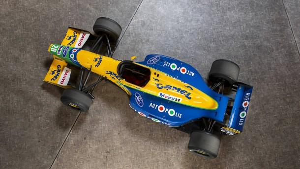 Ein Schnäppchen von Schumacher
