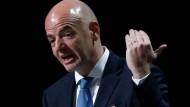 Tonaufzeichnungen belasten die Fifa-Führungsspitze um Präsident Gianni Infantino.