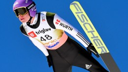 Lange Pause für Olympiasieger Wellinger