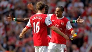 ManUnited patzt gegen Arsenal - Lampards Tor