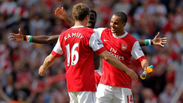 "ManUnited patzt gegen Arsenal - Lampards ""Tor"""