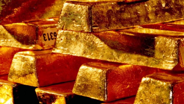 Im Goldrausch