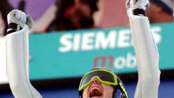 Hannawald überlegener Sieger von Innsbruck