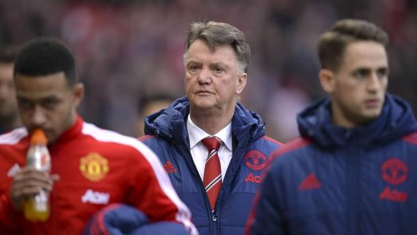 Laufstarke Nager bei Manchester United