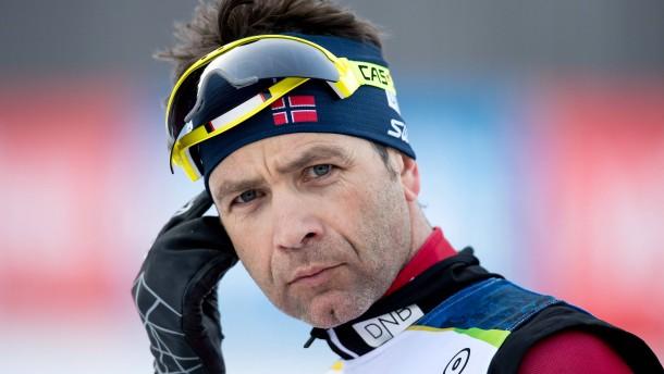 Der tränenreiche Abschied des Ole Einar Björndalen