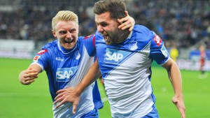 Hoffenheim überholt die Eintracht