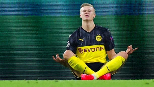 Haaland-Show lässt Dortmund träumen