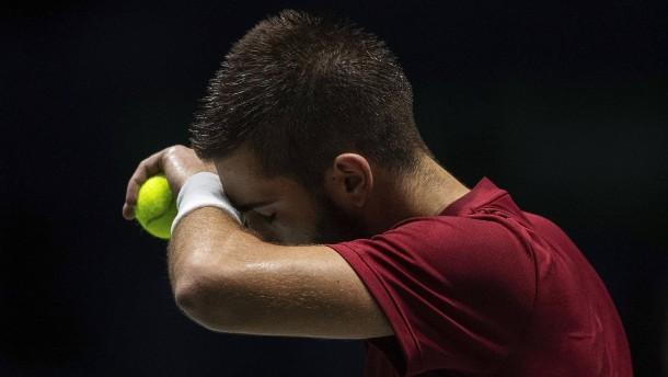 Favorit strauchelt bei Davis-Cup-Auftakt