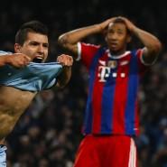 Dramatischer Schlusspunkt: Agüero trifft zum Sieg. Boateng kann es nicht fassen