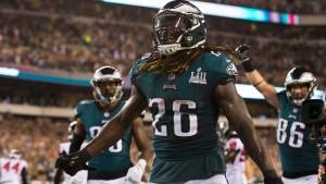 Superbowlsieger Philadelphia gewinnt NFL-Auftakt