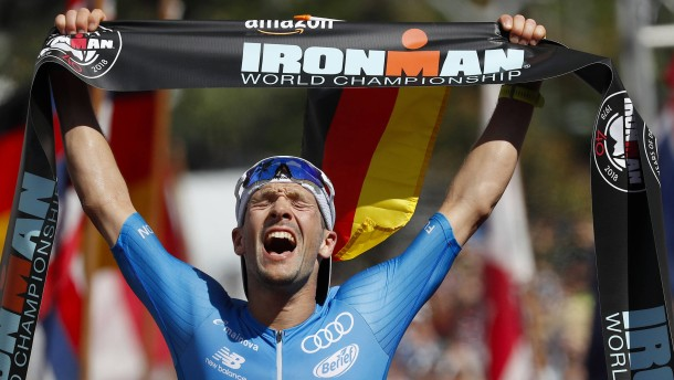 Das Triathlon-Rätsel Patrick Lange