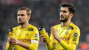 Wieder kein Sieg für Dortmund