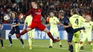 Ter Stegen patzt bei Barca-Niederlage