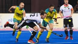Deutsche Hockey-Herren ohne Chance