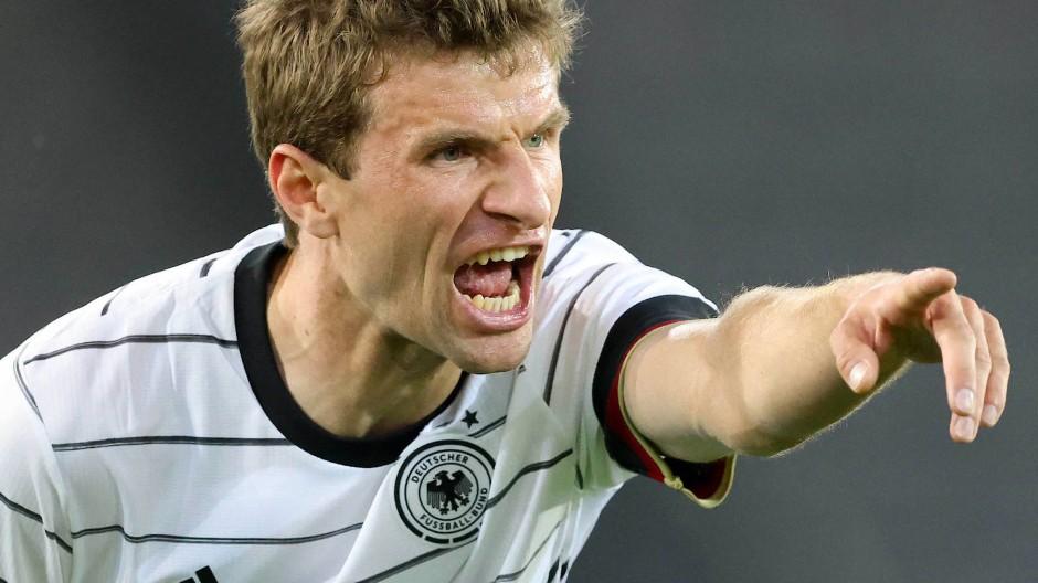 Antreiber: Thomas Müller gibt die Richtung vor.