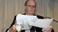 Richard McLaren untersuchte das Staatsdoping in Russland.