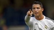 Acht Ronaldo-Tore in acht Tagen - der Portugiese bei Real stillt seinen Torhunger