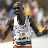 Joshua Cheptegei lief drei Weltrekorde in diesem Jahr über 5000 und 10.000 Meter.