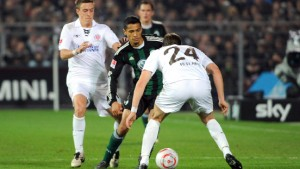 Wolfsburg bleibt im tiefen Mittelmaß stecken