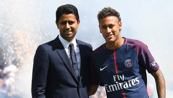 Neymar und das Financial Foul Play