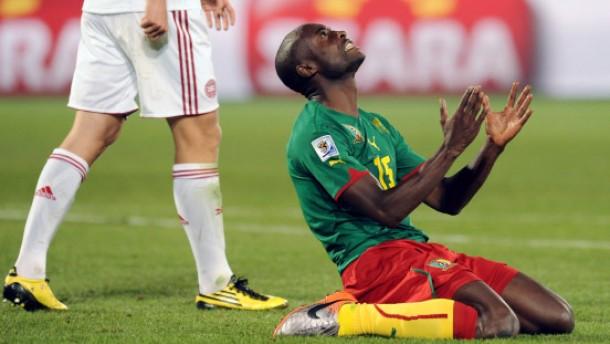 Kamerun als erstes Team ausgeschieden