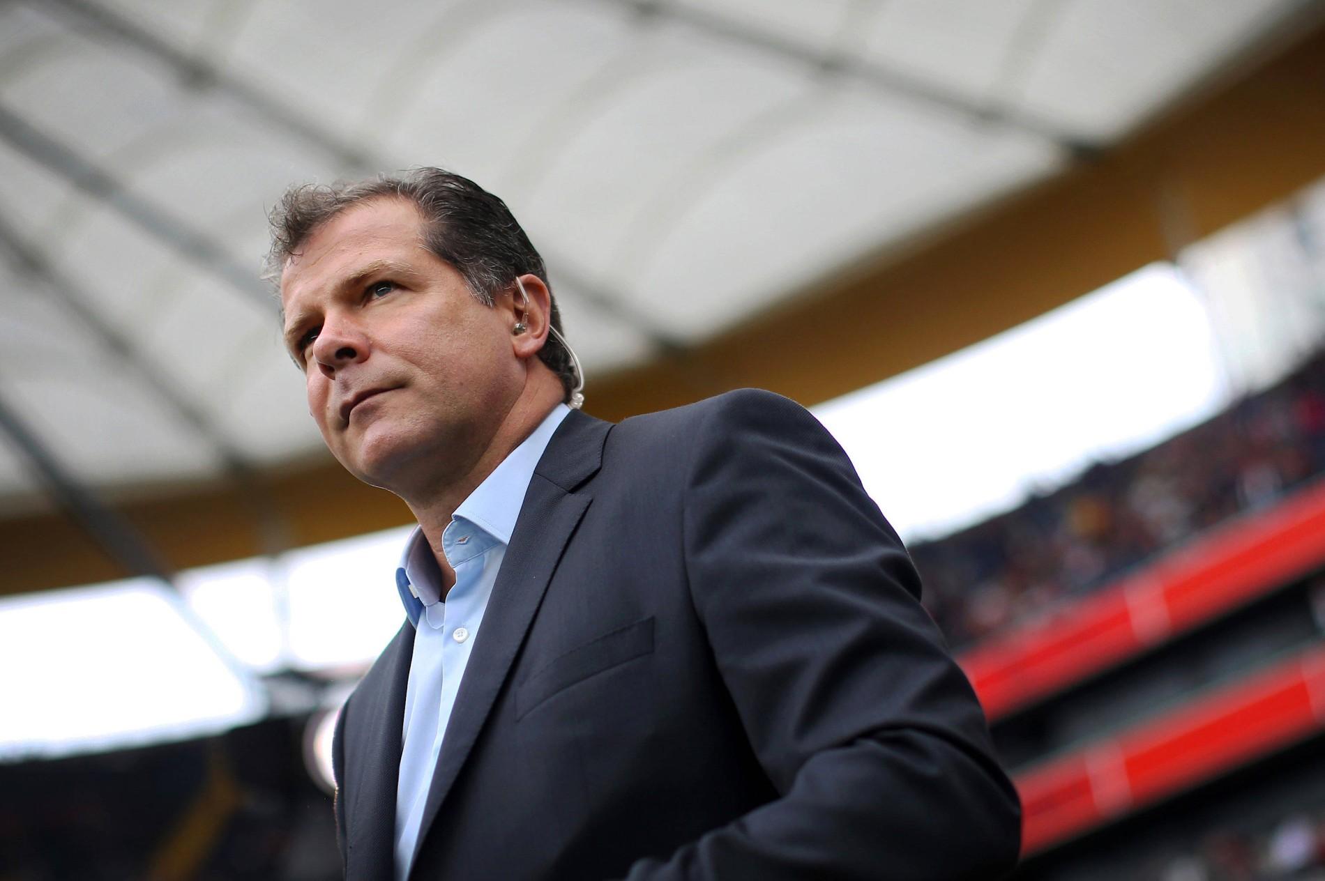 Bundesliga Wie Andreas Moller Eintracht Frankfurt Umbaut