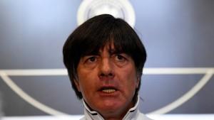 """Löw findet Zustand des deutschen Fußballs """"alarmierend"""""""