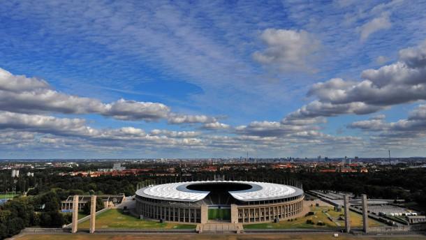 Ein EM-Finale 2020 in Deutschland könnte allenfalls in Berlin ausgetragen werden