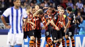 Real Sociedad vs Shakhtar Donetsk