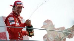 Alonso siegt - Vettel verblüfft die Konkurrenz