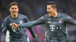 FC Bayern gegen Klopp und Liverpool