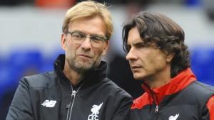 Ein Streit sorgt in Liverpool für Aufregung